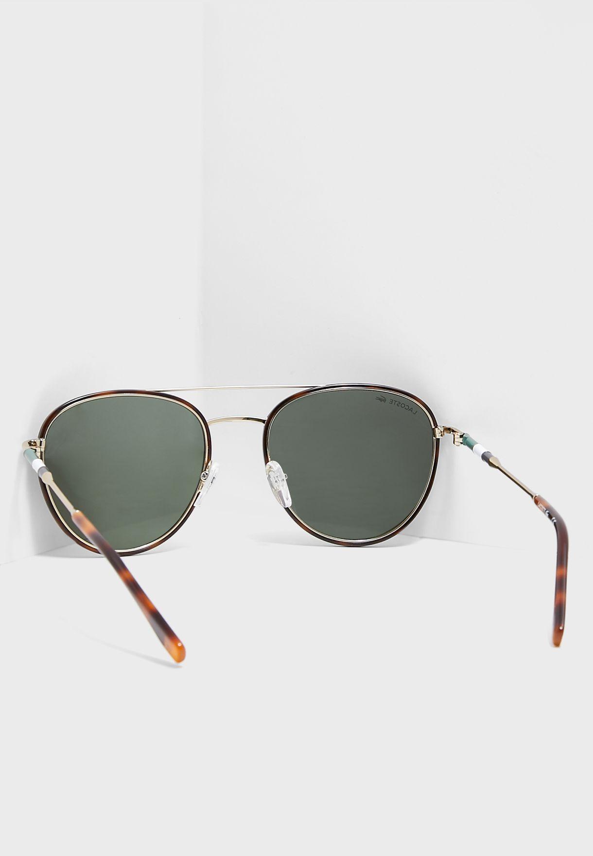 L102SND Oval Sunglasses