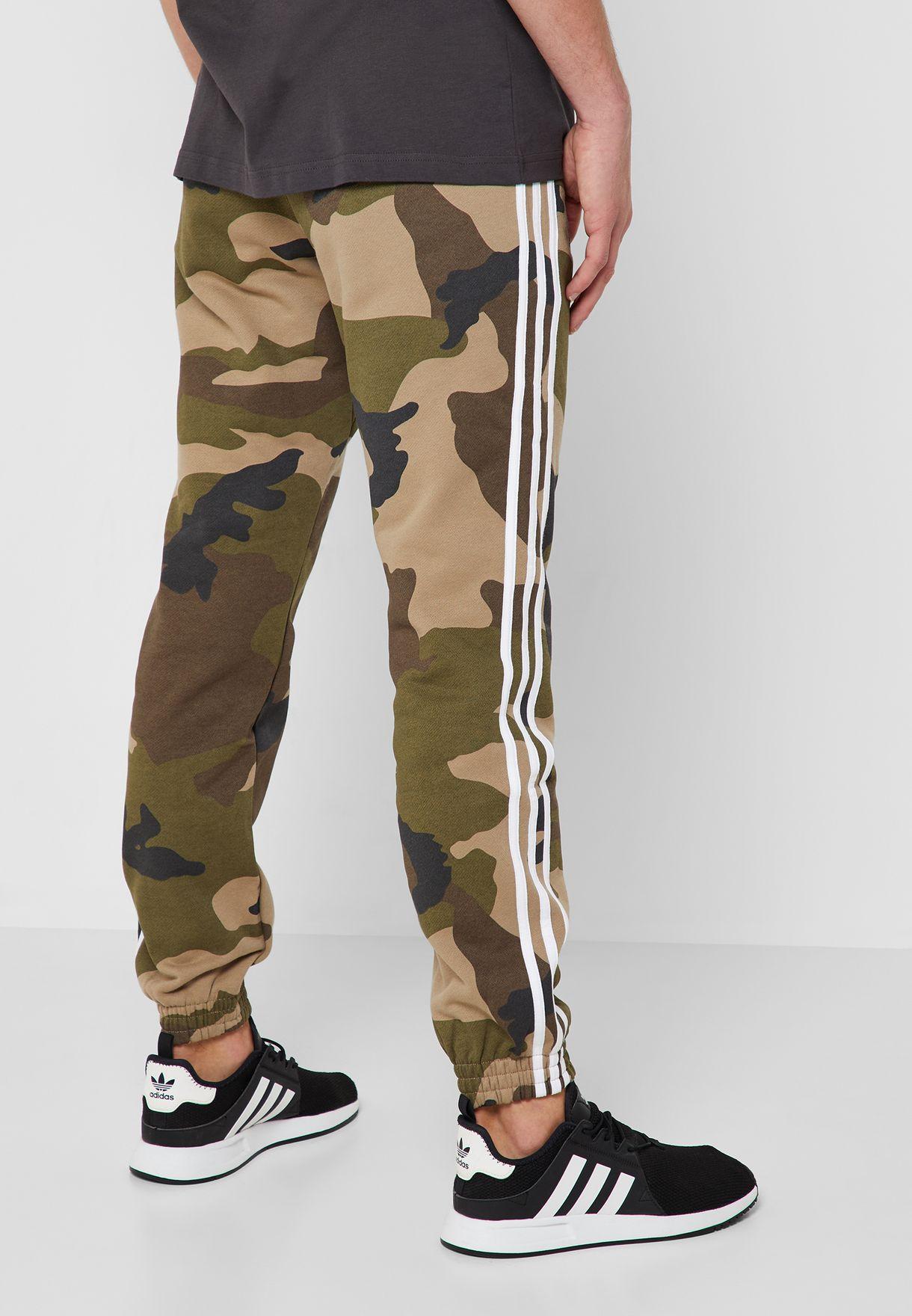 Camo Fleece Sweatpants