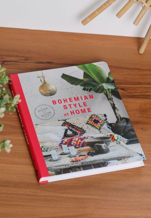 كتاب بوهيميان ستايل ات هوم