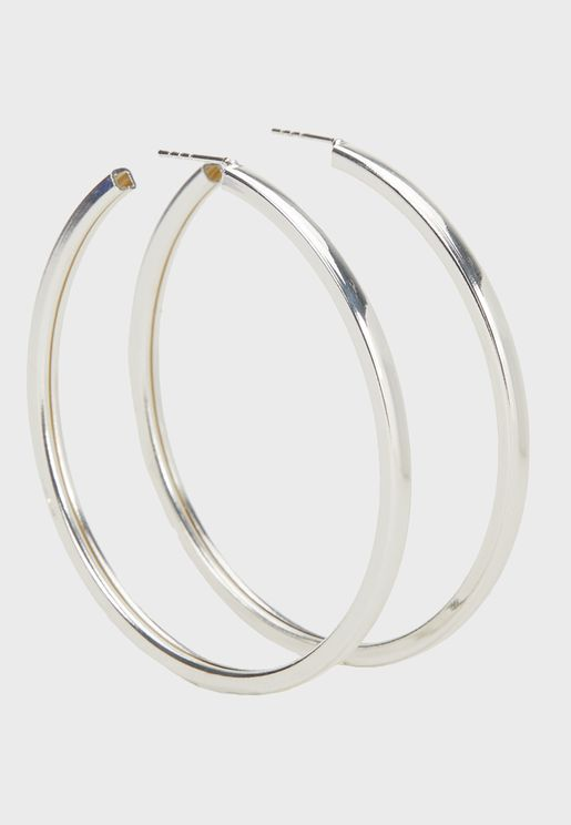 Basic Big Hoops