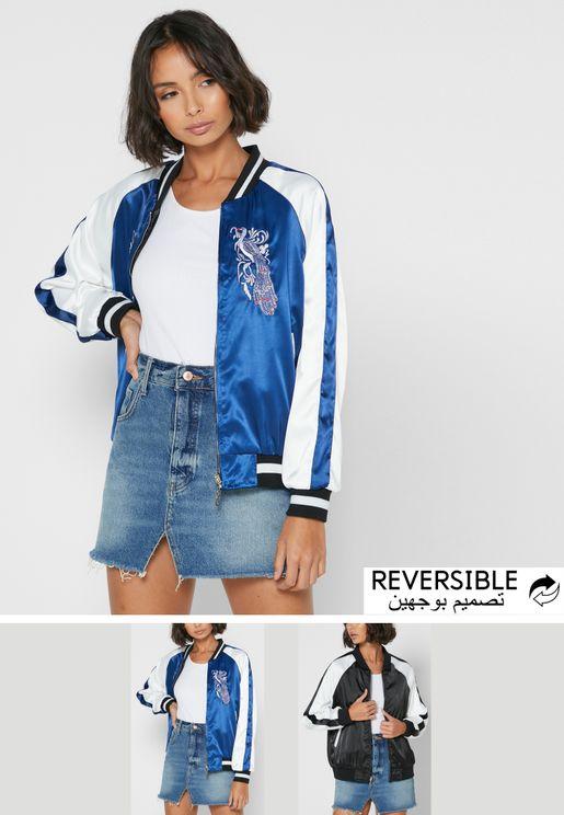 Karen Millen Navy Blue Lightweight Puffer Jacket size 8,10  RRP £165