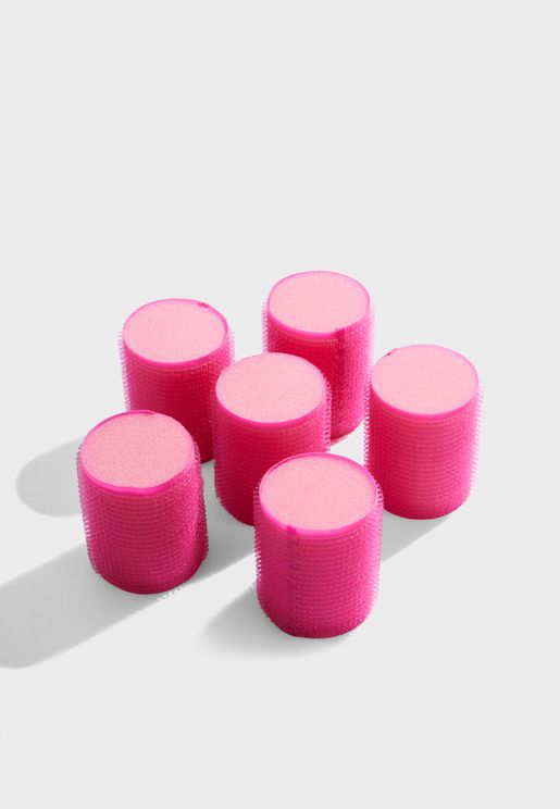 Sponge Hair Curler Set
