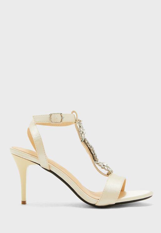 Diamante Tbar Sandal