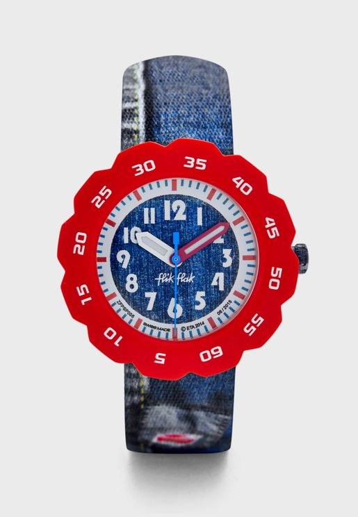 Kids Jeans For Him Watch