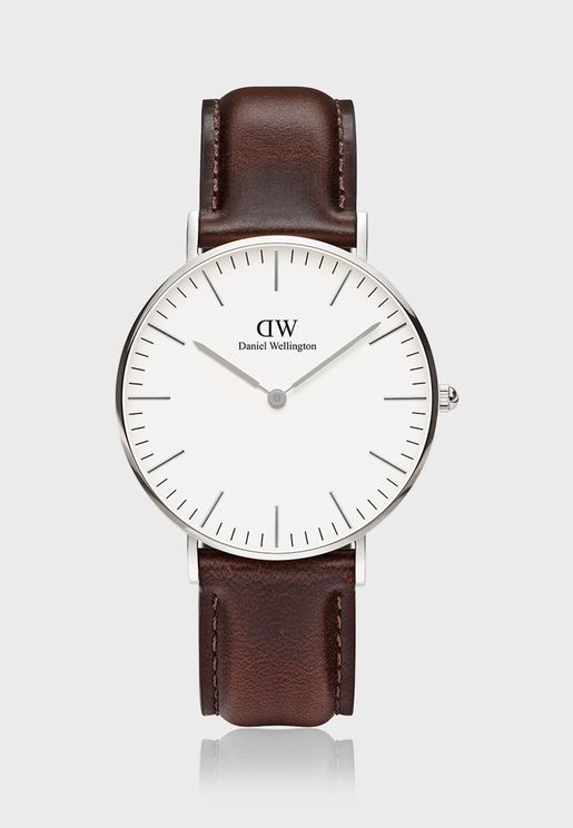 Classic 36 Bristol Analog Watch