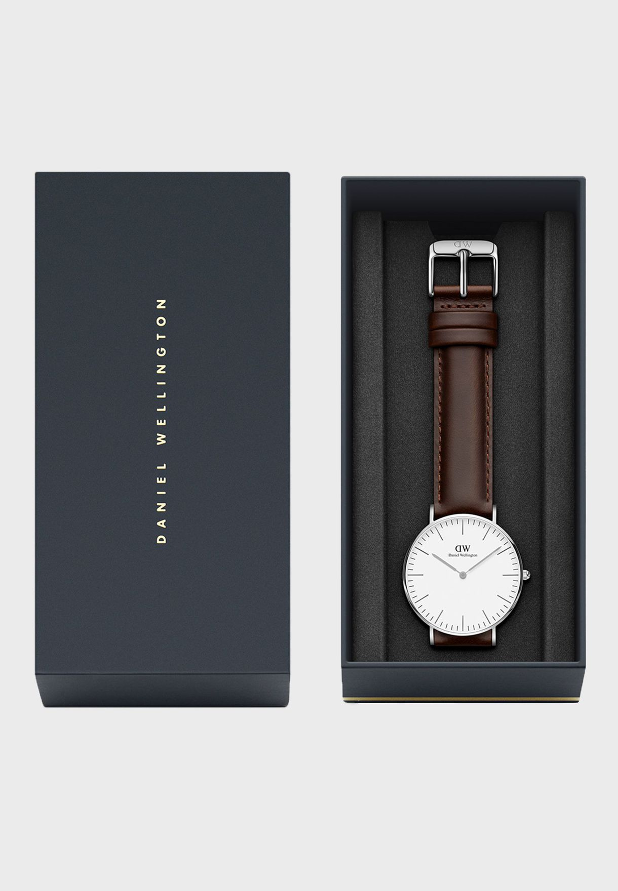 Classic Bristol White 36mm Watch