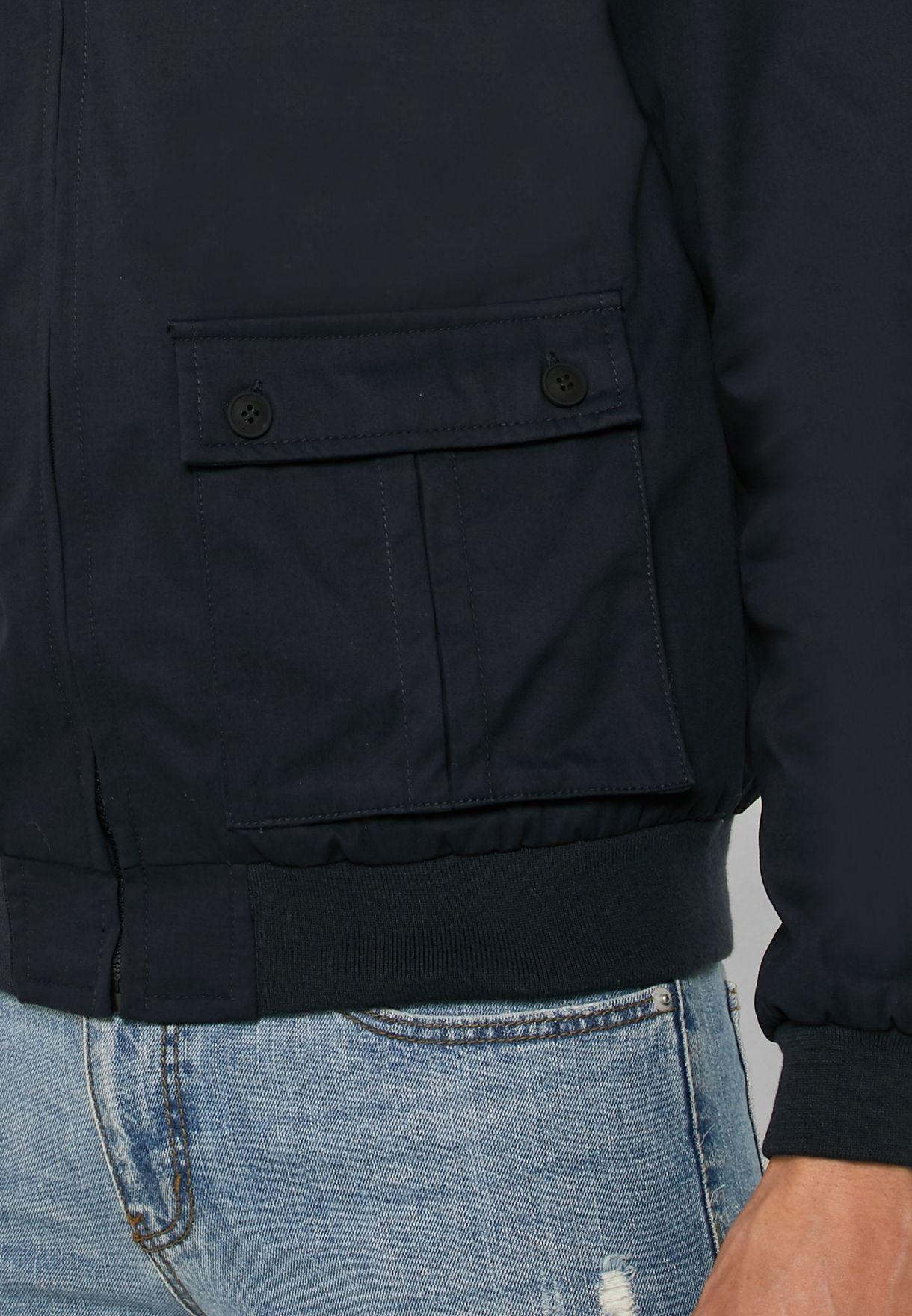 Pocket Harrington Jacket