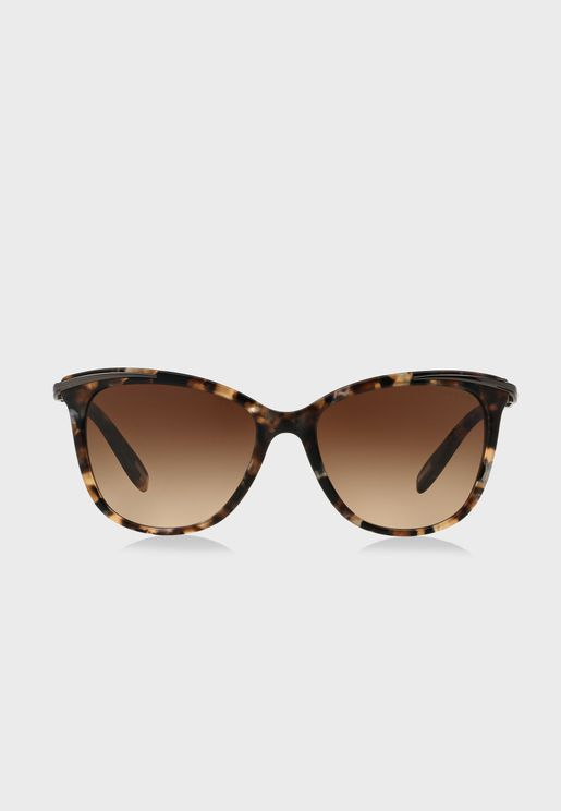 0Ra5203 Cat Eye Sunglasses