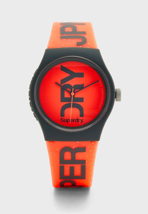 Urban Brand Glitter Analog Watch