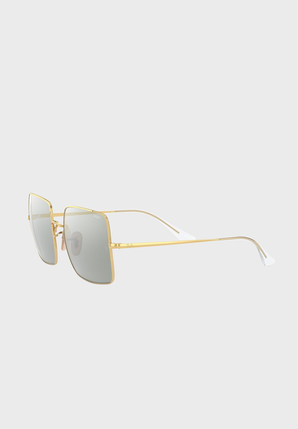 0RB1971 Square Oversized Sunglasses