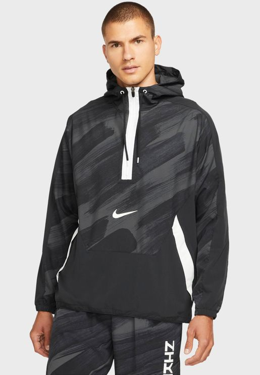 Dri-Fit Woven Hooded Jacket