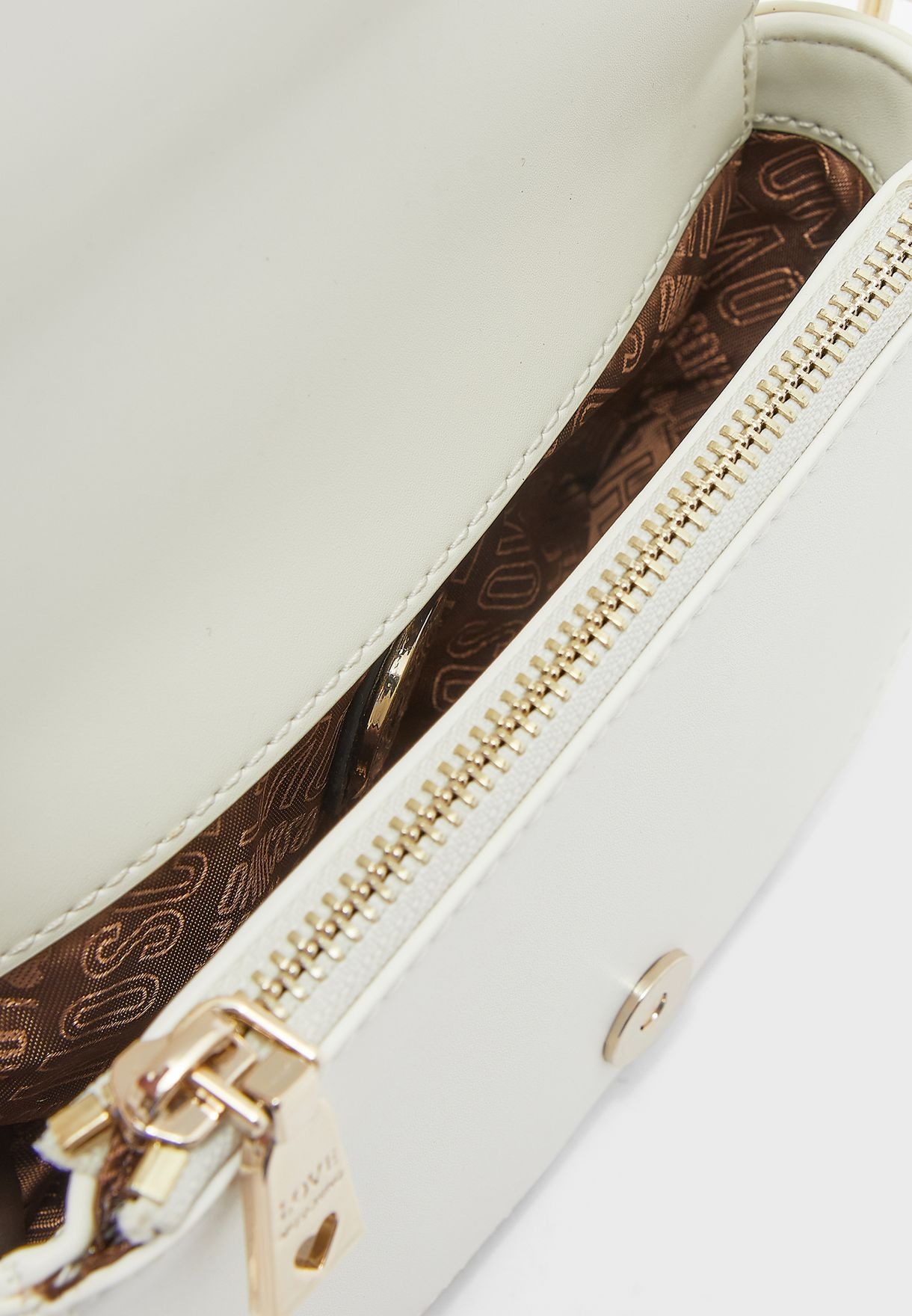 Half Moon Flap Over Crossbody