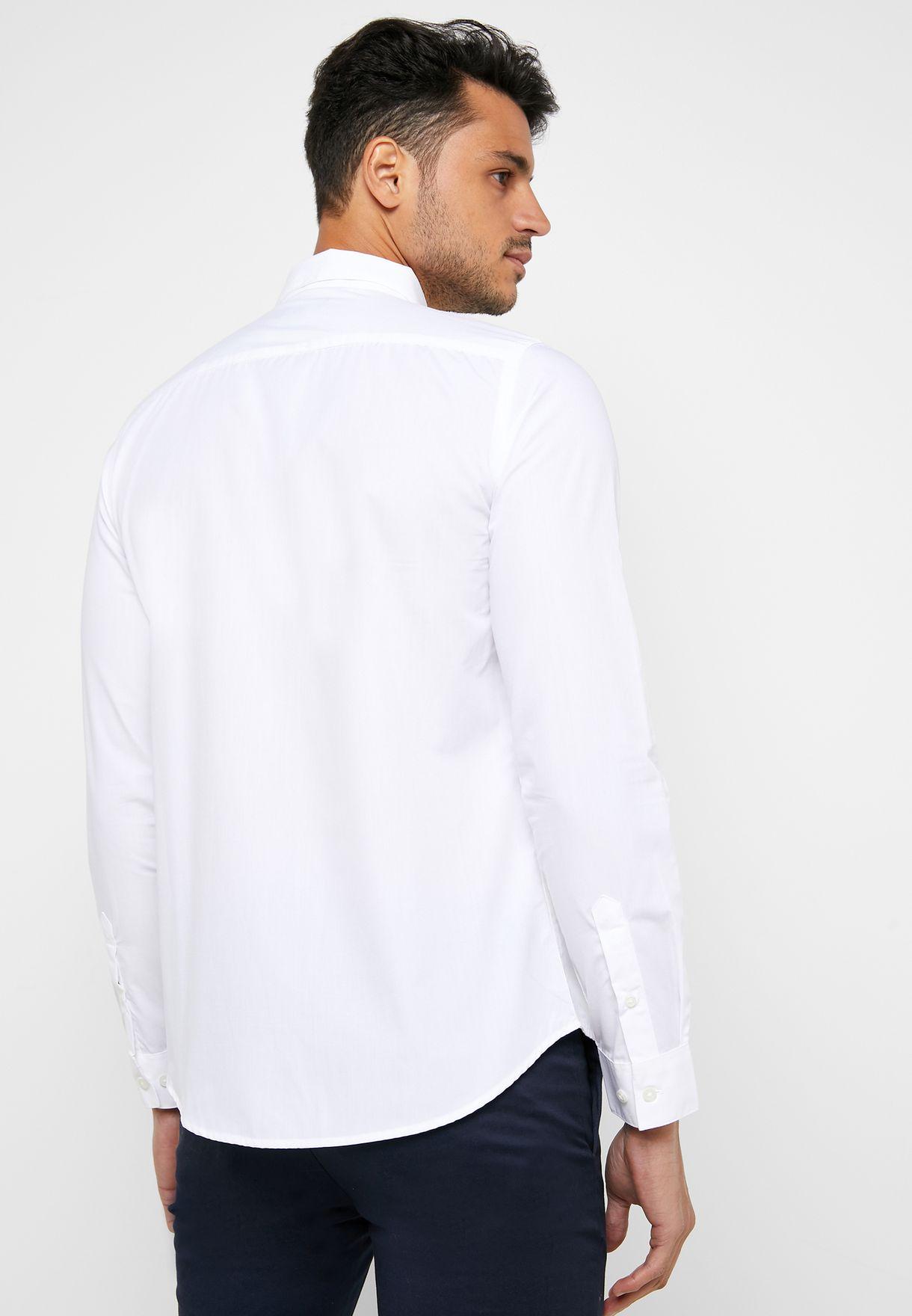 3 Pack Poplin Shirt