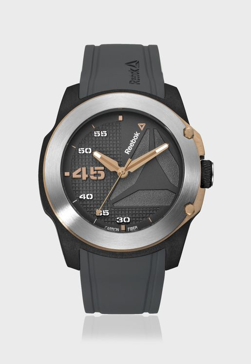 Haymaker Analog Watch