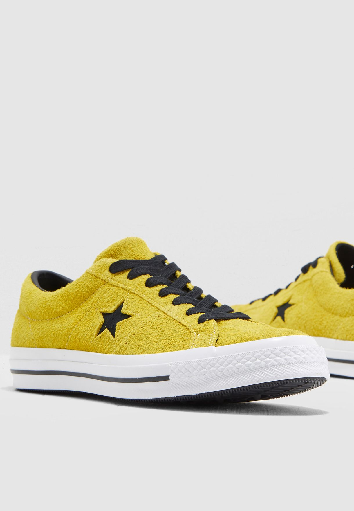 Buy Converse yellow One Star for Men in