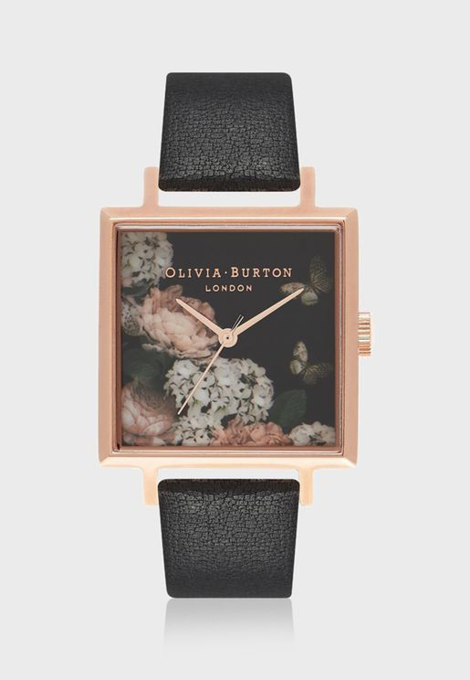 Signature Florals Analog Watch