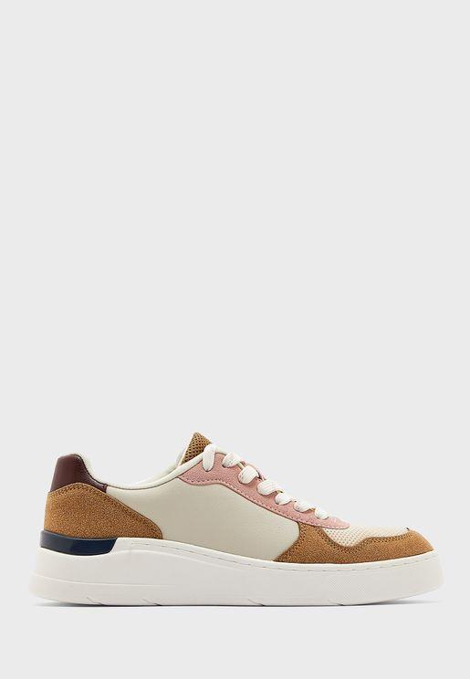 حذاء سنيكرزبكاحل منخفض
