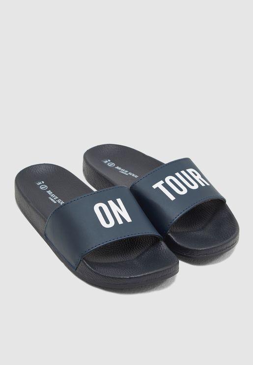 On Tour Slides