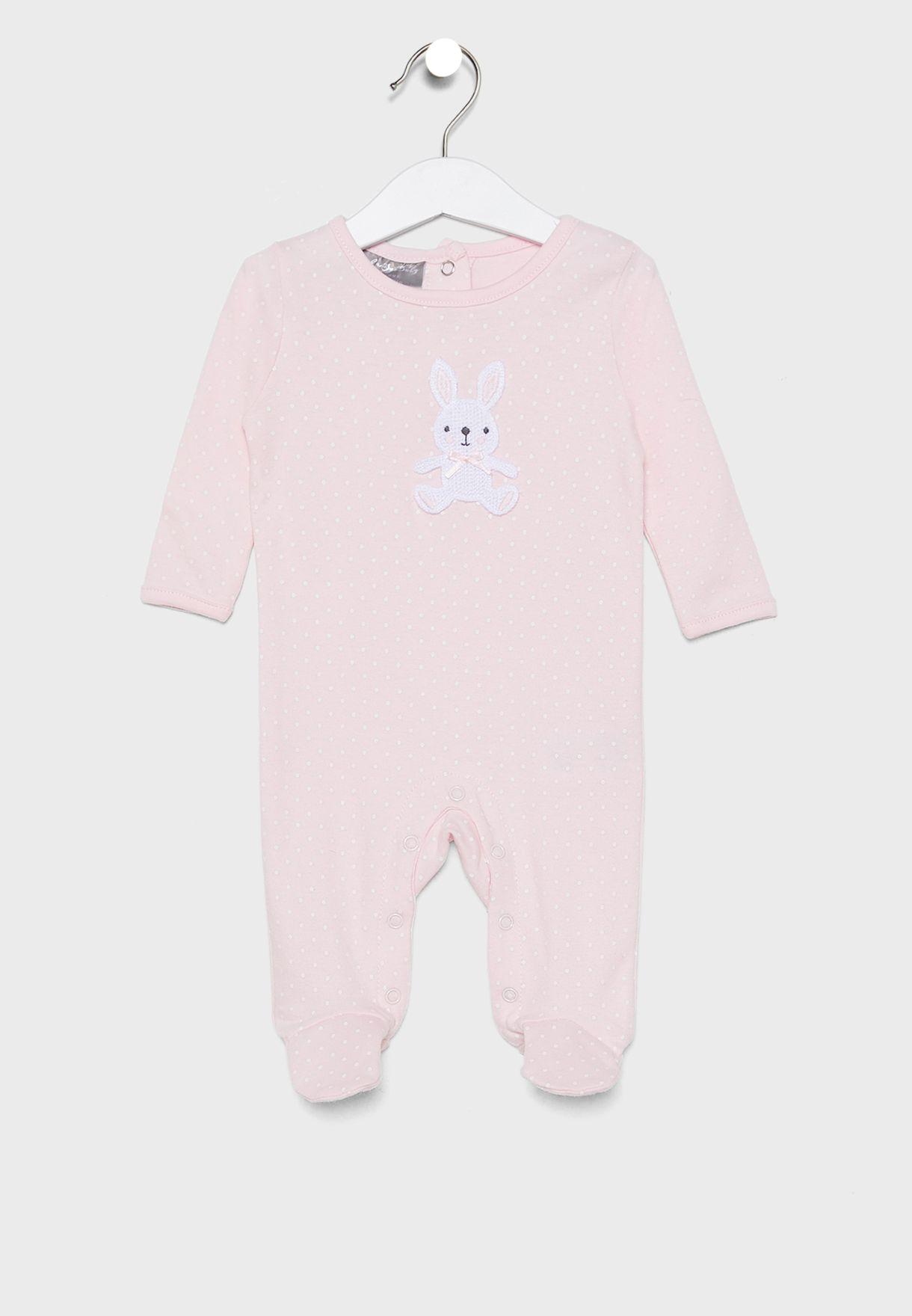 Infant Bunny Romper
