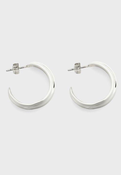 Supernatural Small Hoop Earrings