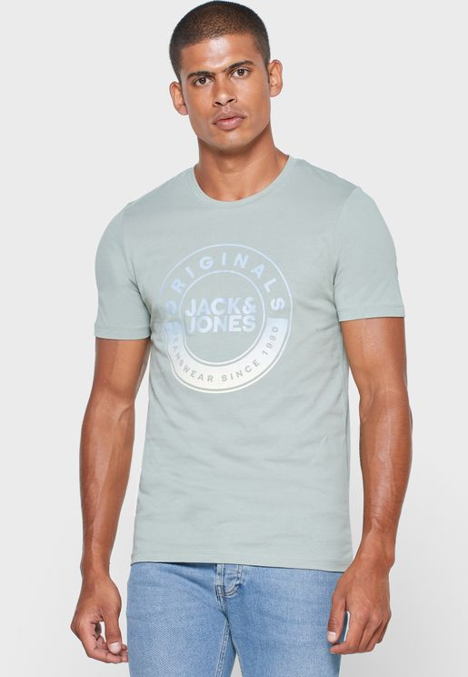 Cruise Crew Neck T-Shirt