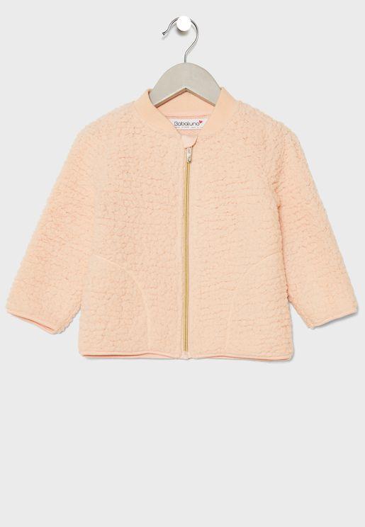 Infant Cuddle Fleece Jacket