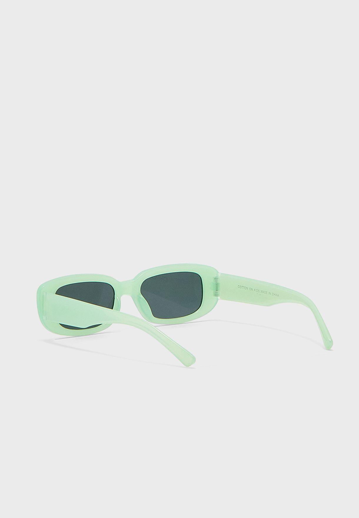 نظارة شمسية بعدسات مظللة للاطفال