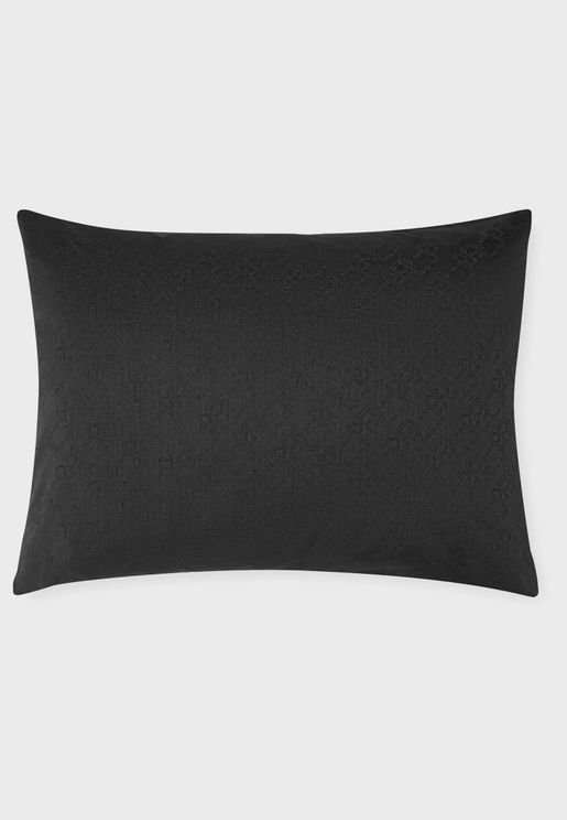 Woven Jacquard Pillow Pair 50X75cm