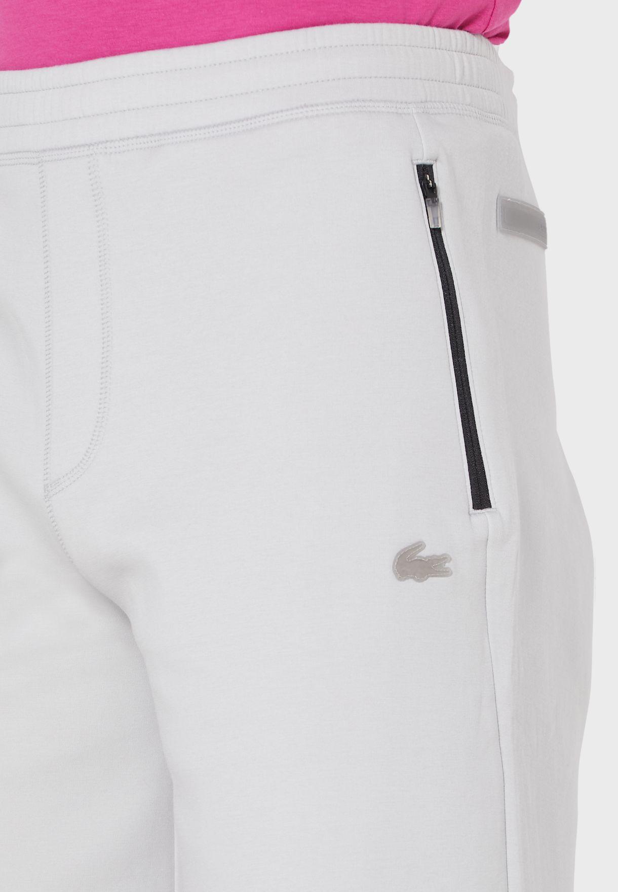 Logo Bermuda Shorts