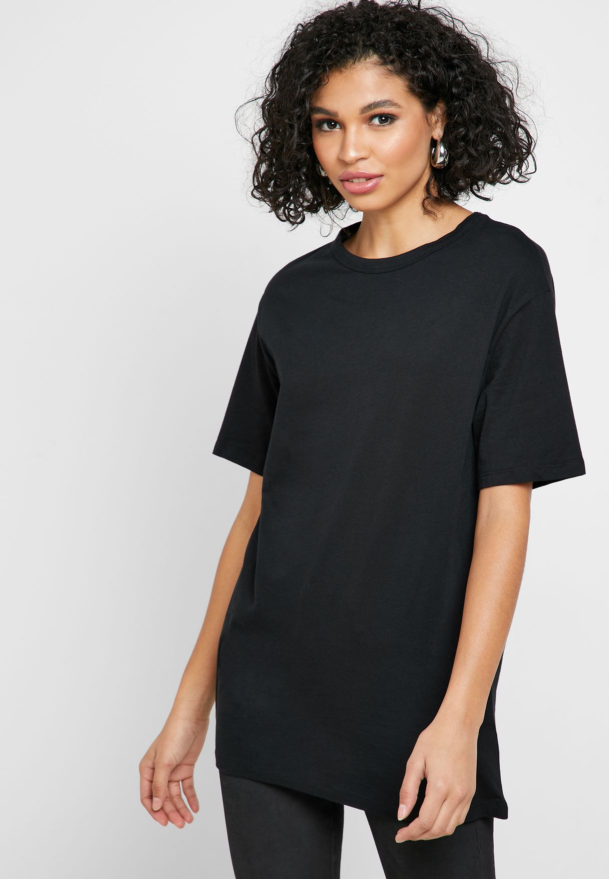 Oversize Short Sleeve T-Shirt