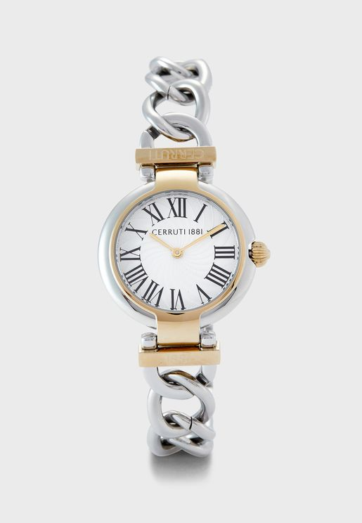 Avola Analog Watch