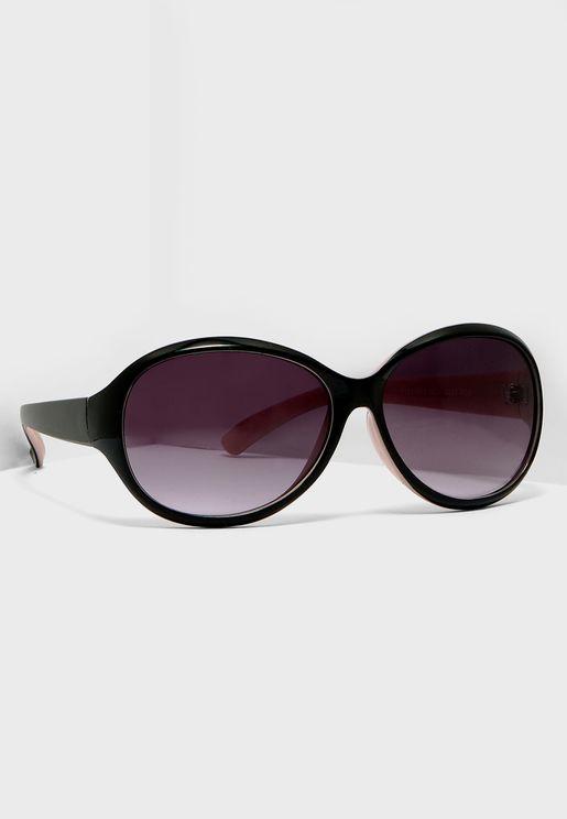 Block Oversized Sunglasses