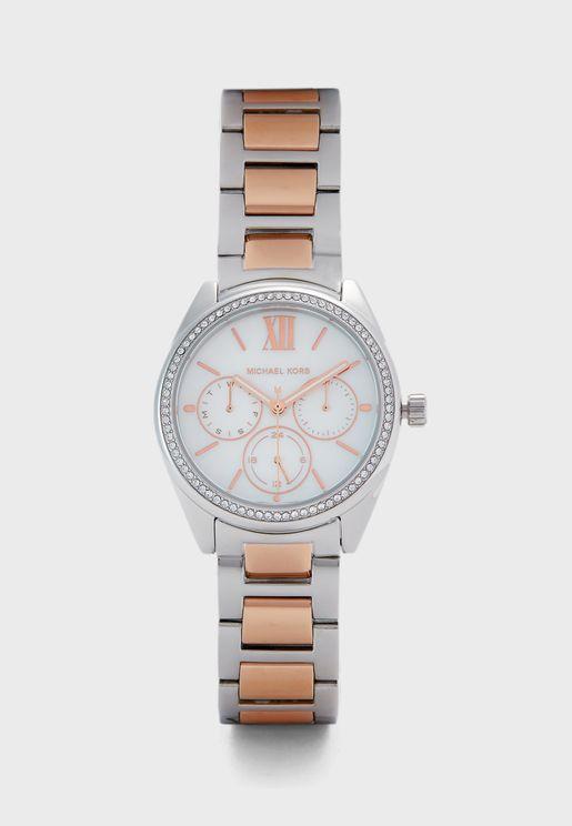 MK7096 Analog Watch