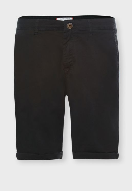 Bowie Roll Up Shorts