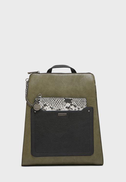 Portwine Backpack