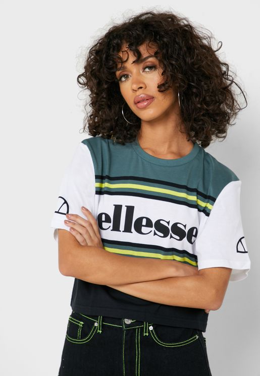 Hanno Cropped T-Shirt
