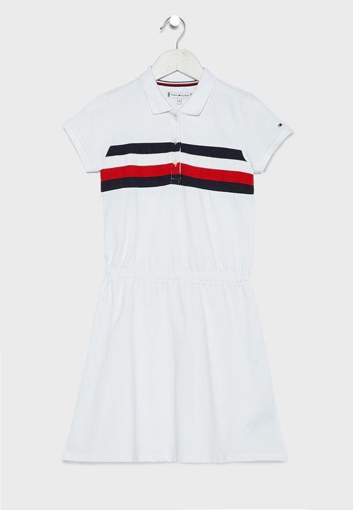 Teen Polo Dress