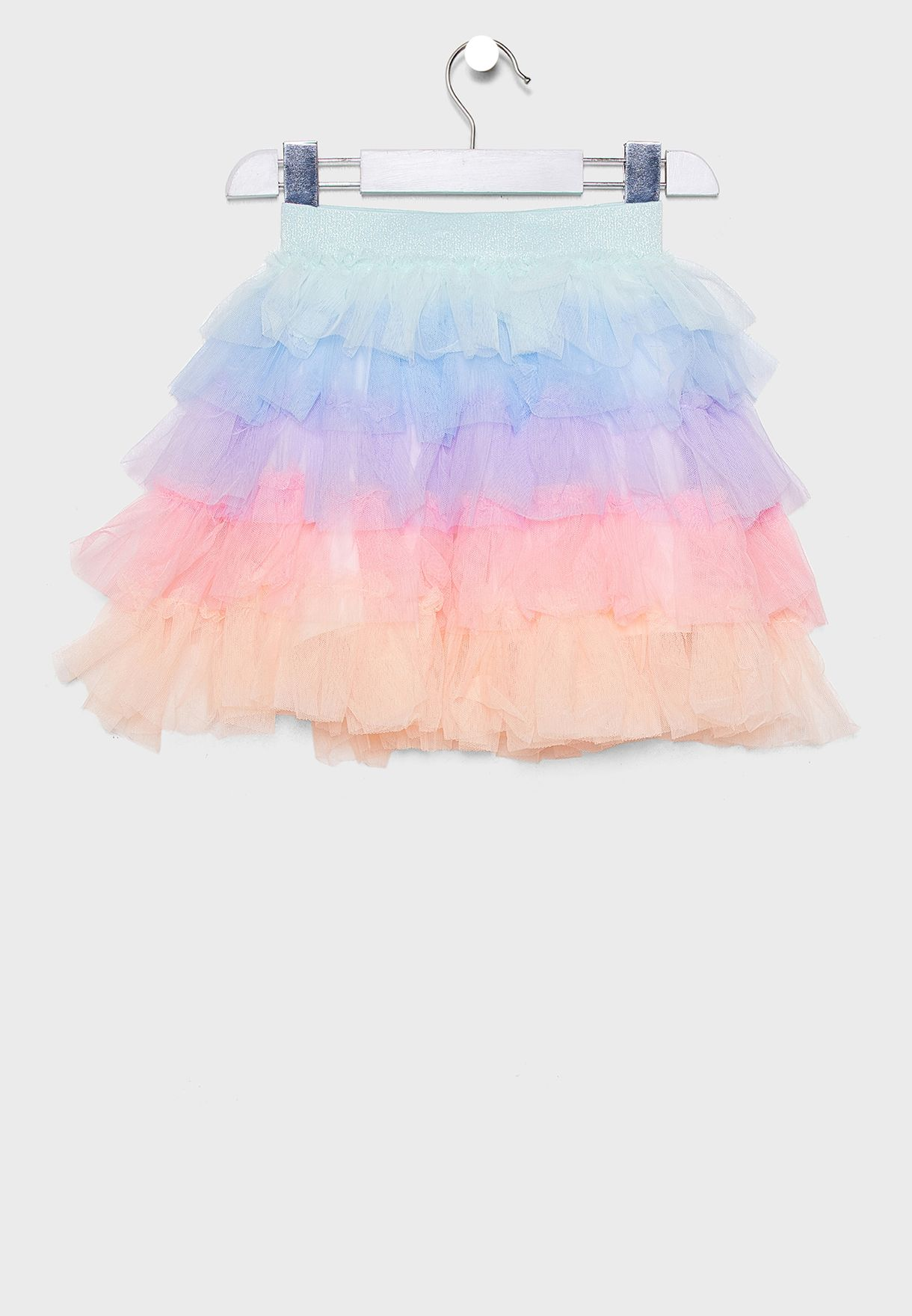 Kids Seaglass Rainbow Skirt