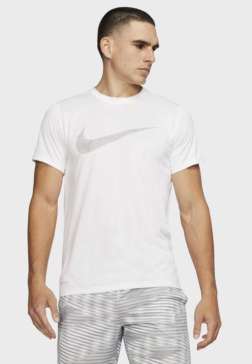 Dri-FIT Legacy Swoosh Camo T-Shirt
