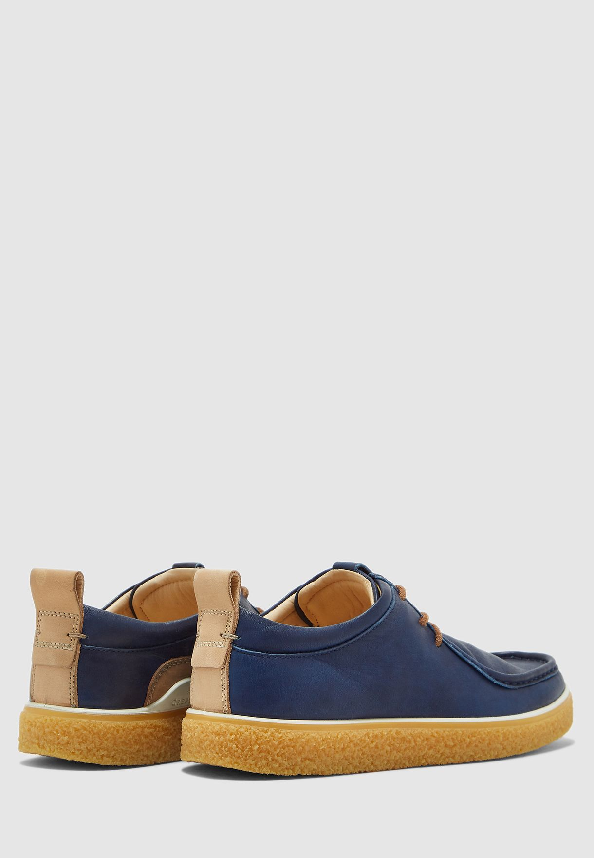 Crepetray Moccasins