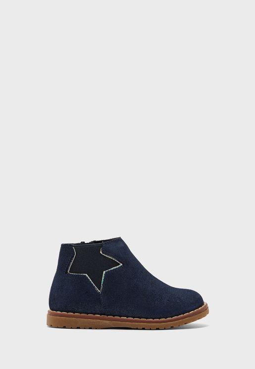 Kids Casual Boot