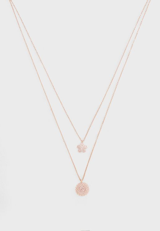 Serendipity Layered Necklace