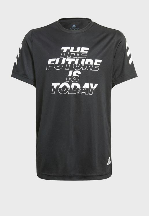 Youth Aero Ready Graphic T-Shirt