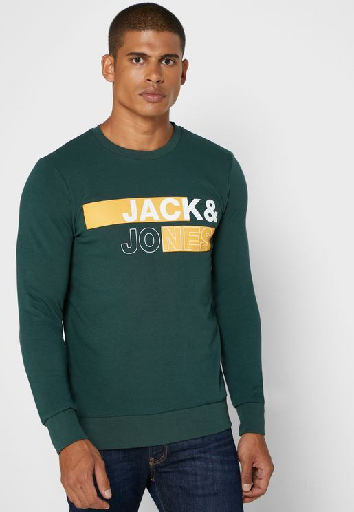 Timax Slim Fit Sweatshirt