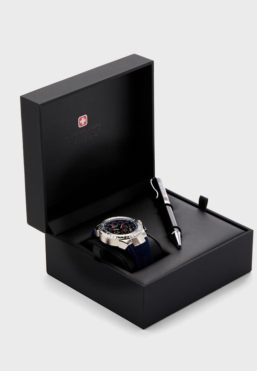 W S6-4329.04.003 Chronograph Watch