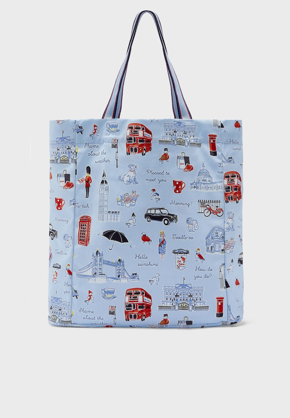 London Icons Lightweight Shopper