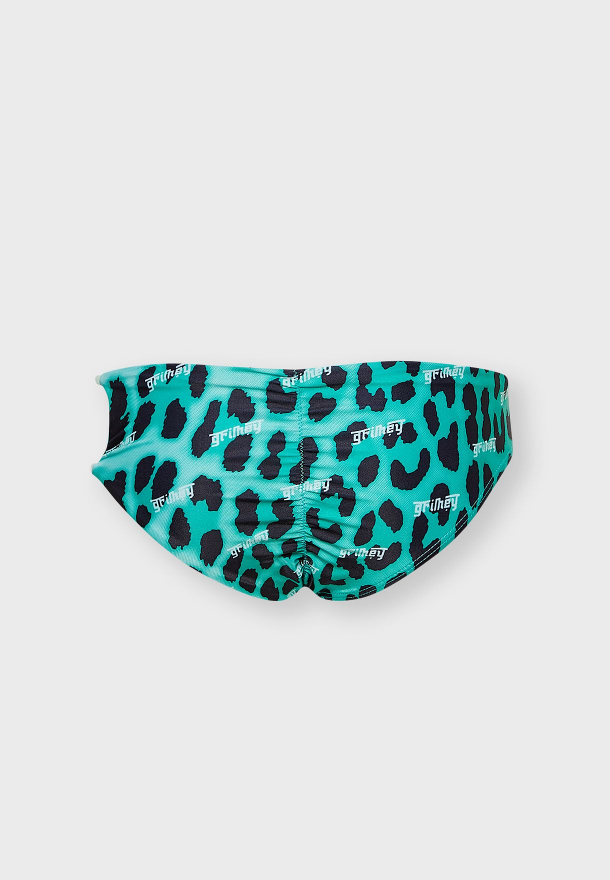 Yanga Leopard Bikini Bottom