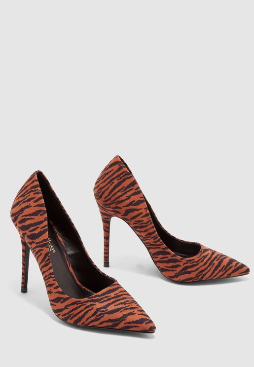 Caterina Pointed Pump