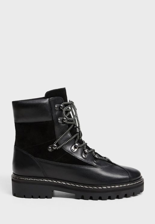 Mountain Ankle Boot