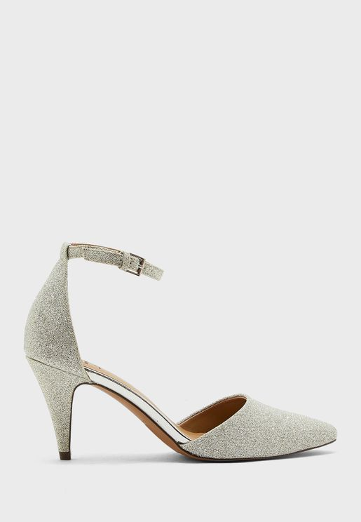 Isabelaa High Heel Pump